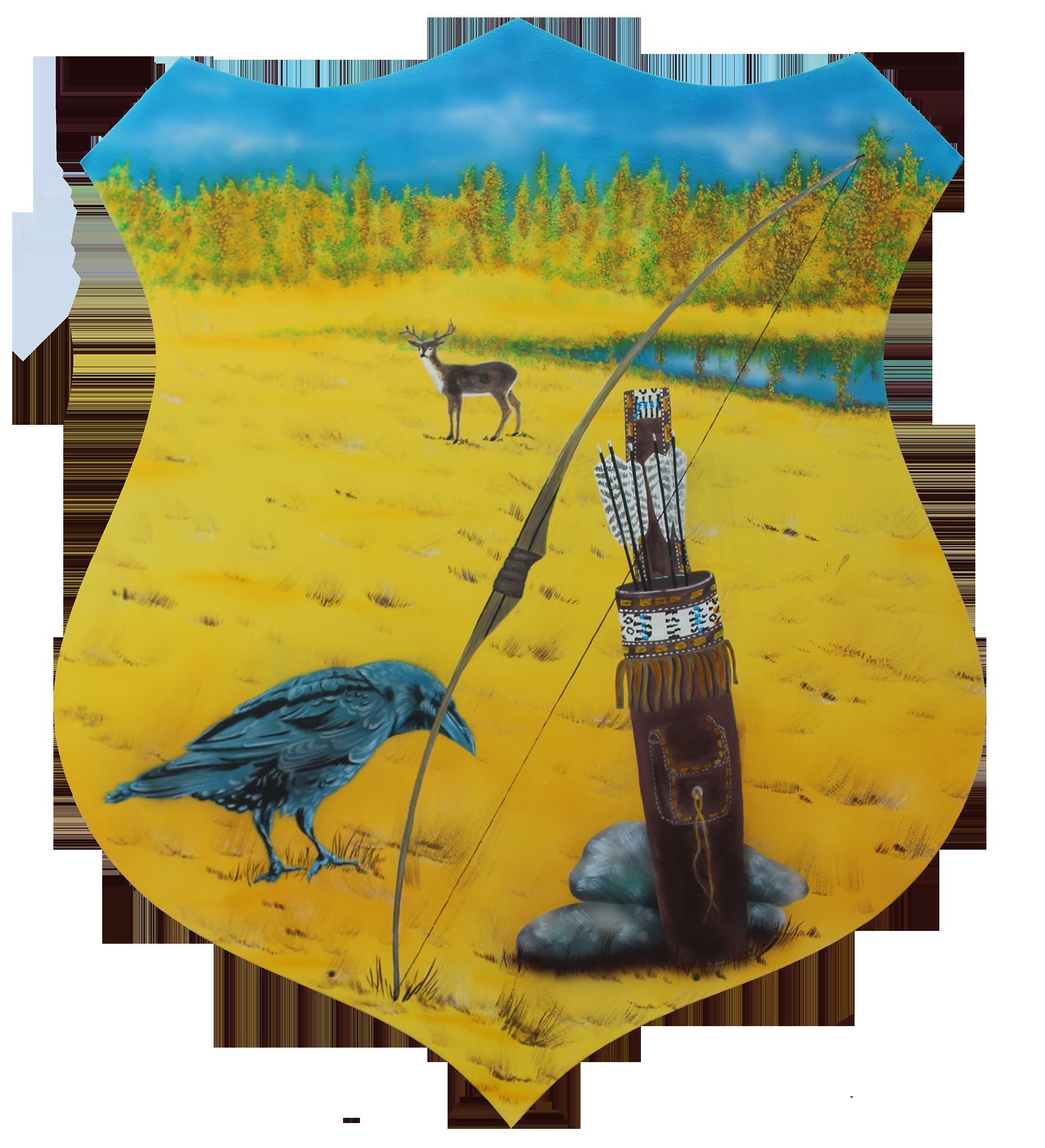 Het logo van All Inn traditional uit Schijf.