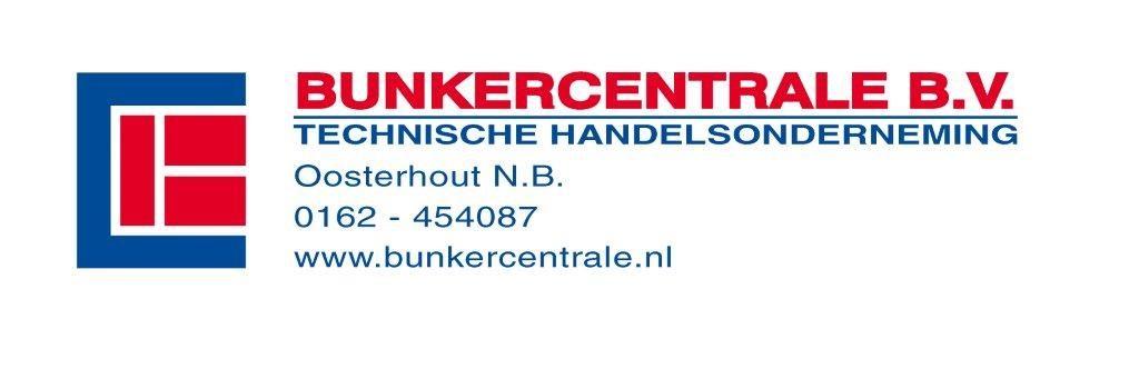 Het logo van Bunkercentrale, een van onze sponsoren